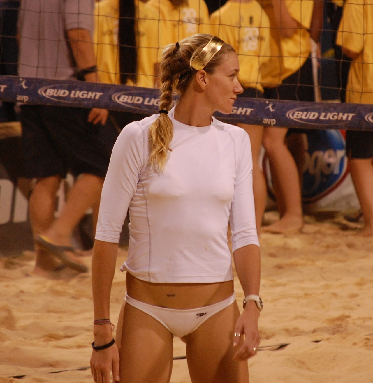Kerri Walsh Beauty Muscle