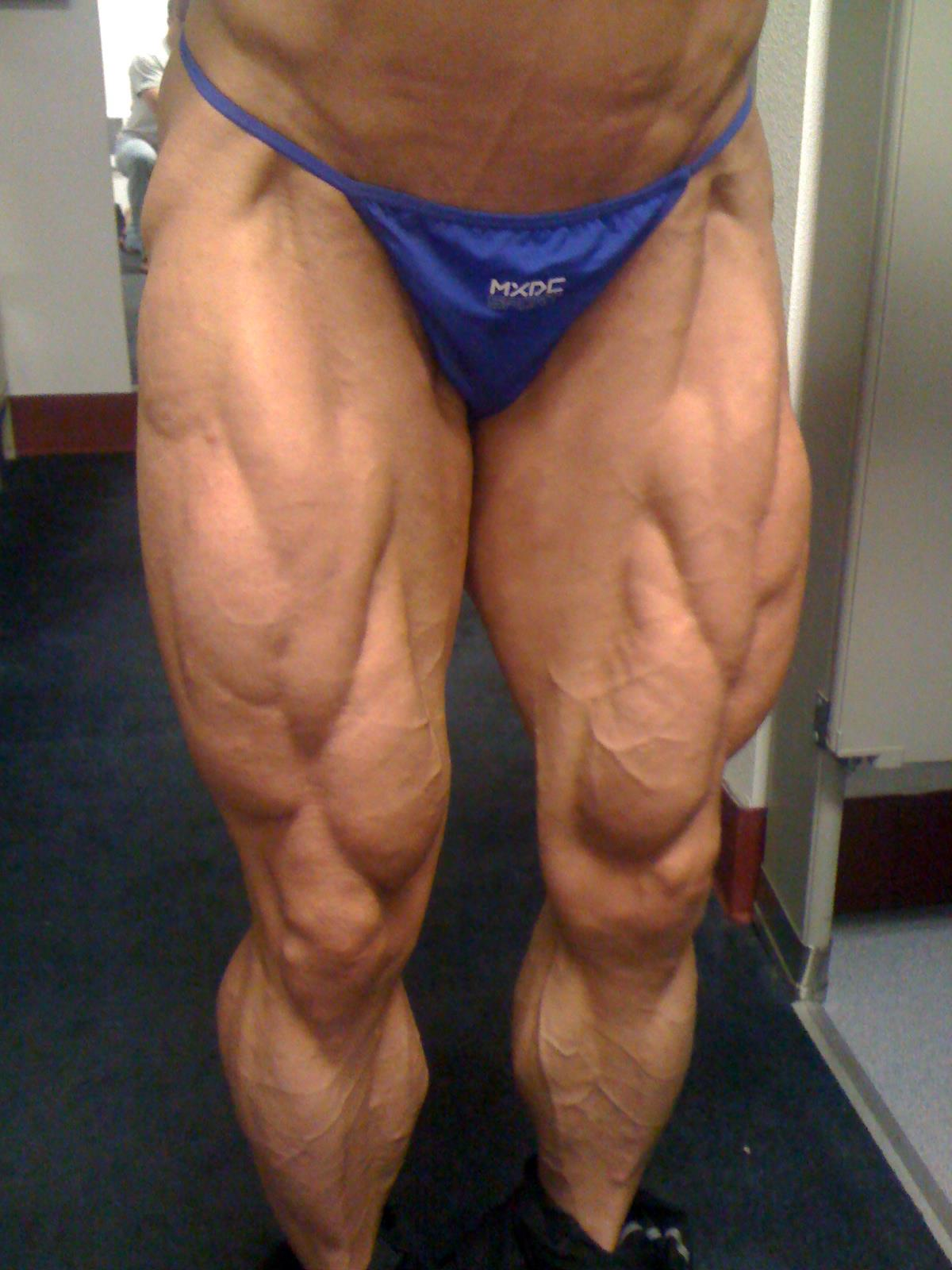 muscular legs and thighs nude