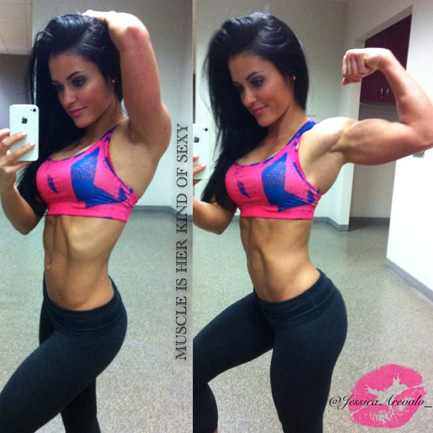 Jessica Arevalo | Beauty Muscle