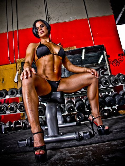 alicia bell beauty muscle