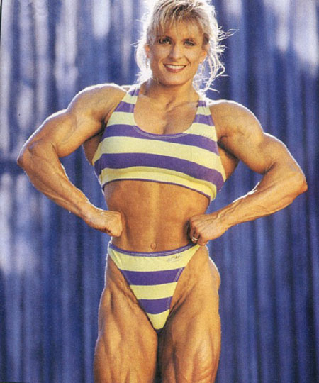 Sue Price | Beauty Muscle