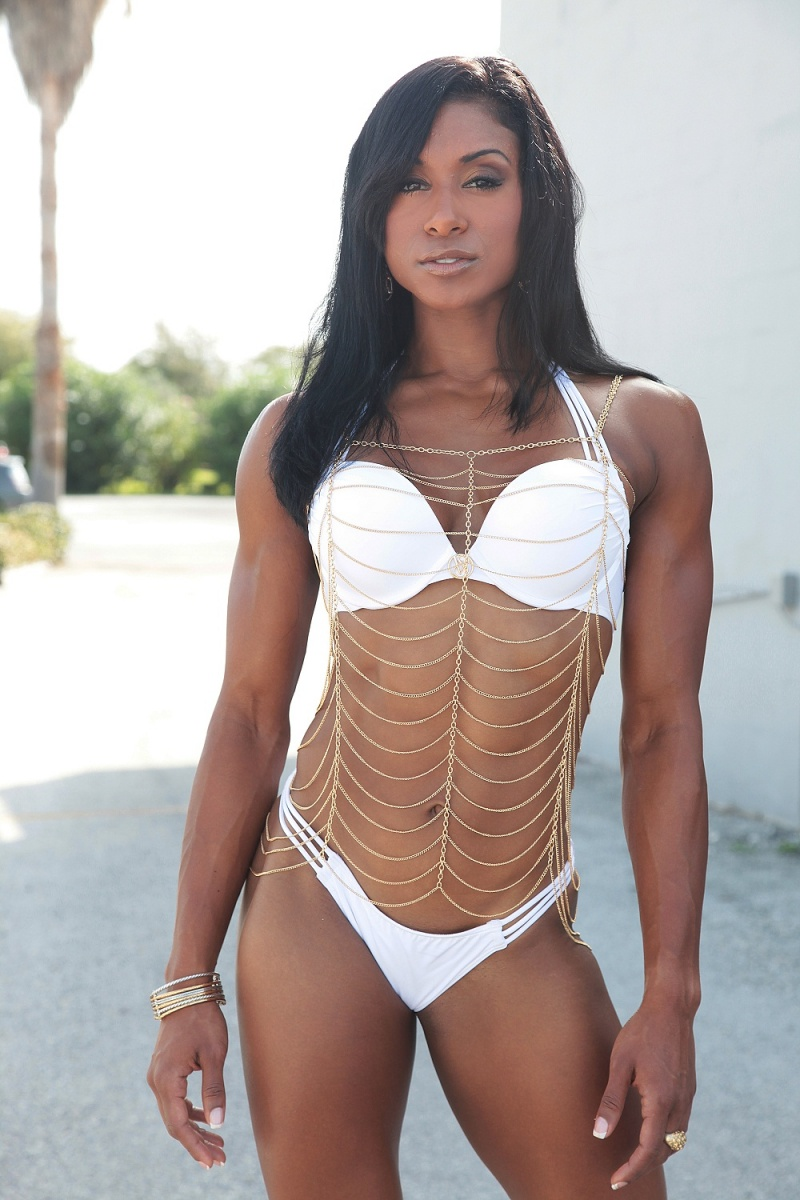 black women naked hardbody