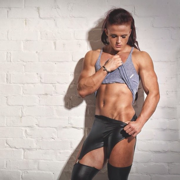 georgina mcconnell abs-#main