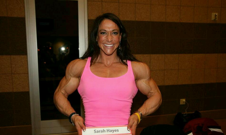 Sarah Hayes | Beauty Muscle