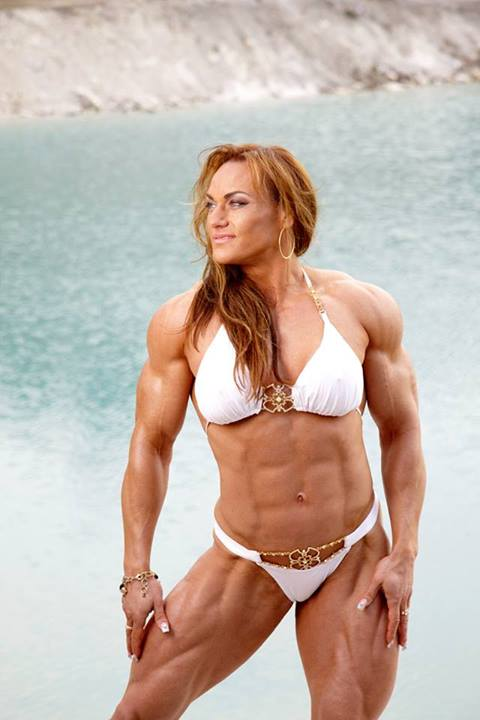Helle Trevino | Beauty Muscle