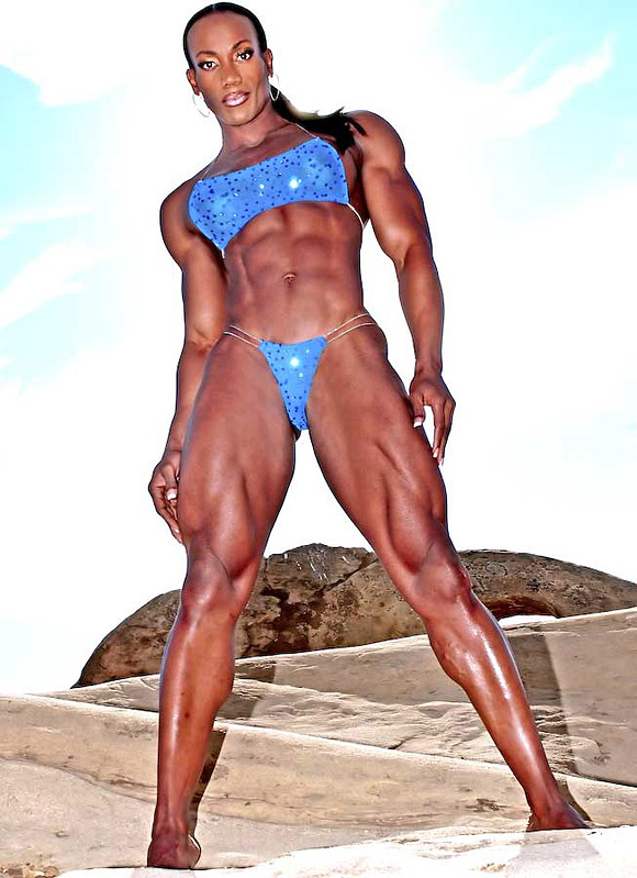 Lenda Murray | Beauty Muscle
