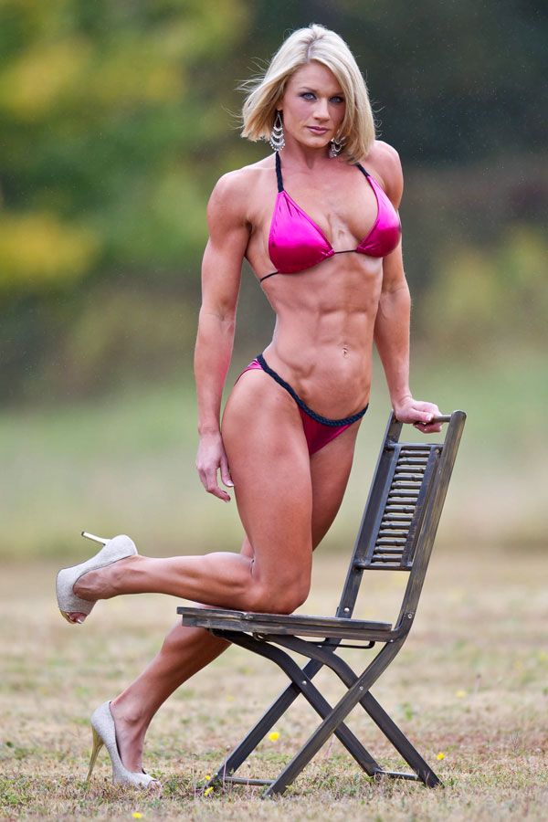 Joelle Tyler Smith | Beauty Muscle