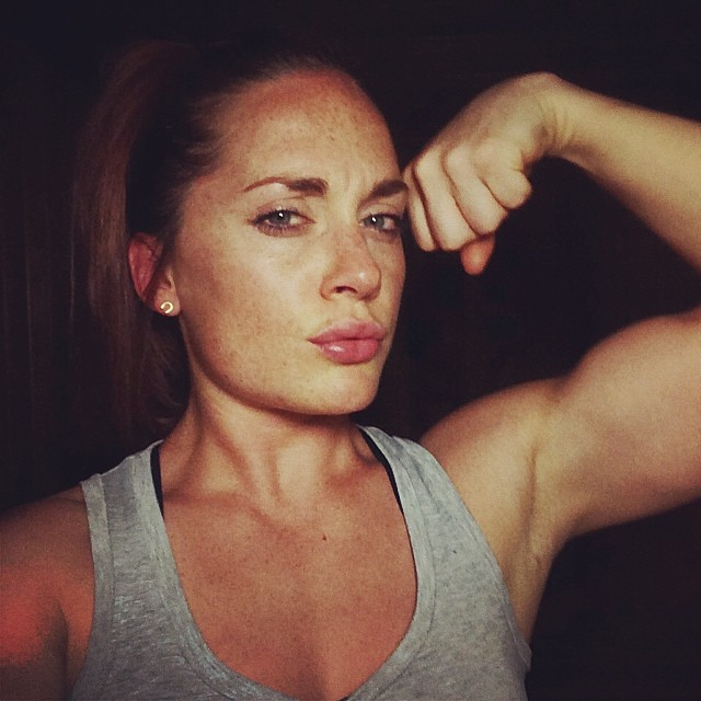 Megan Gallagher | Beauty Muscle