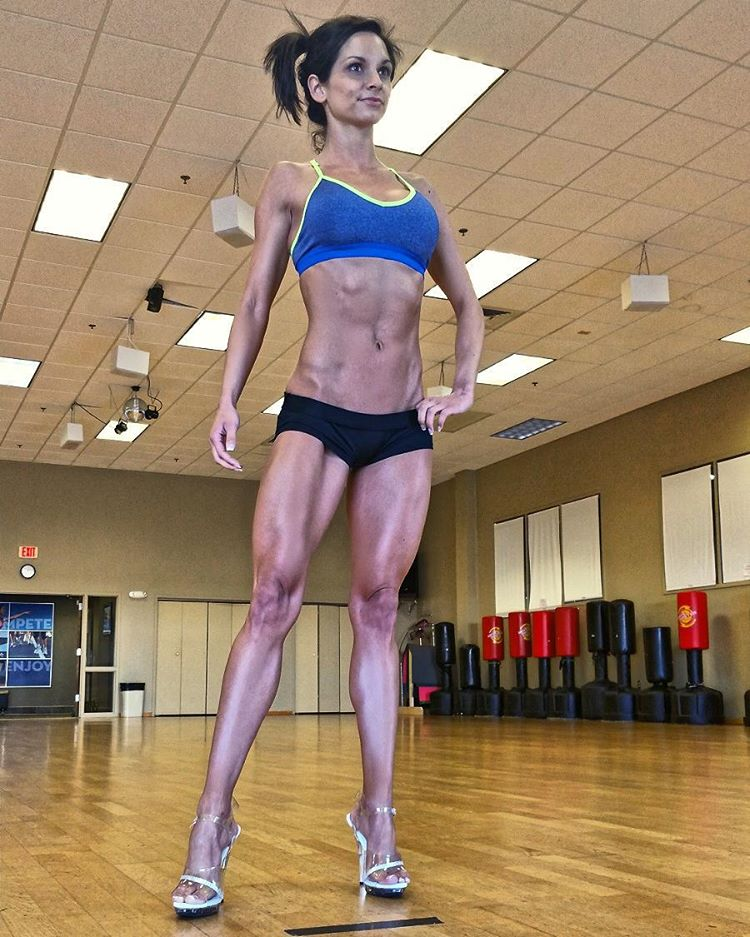 Pin By Terri Ann Kisaberth On Exercise: Beauty Muscle