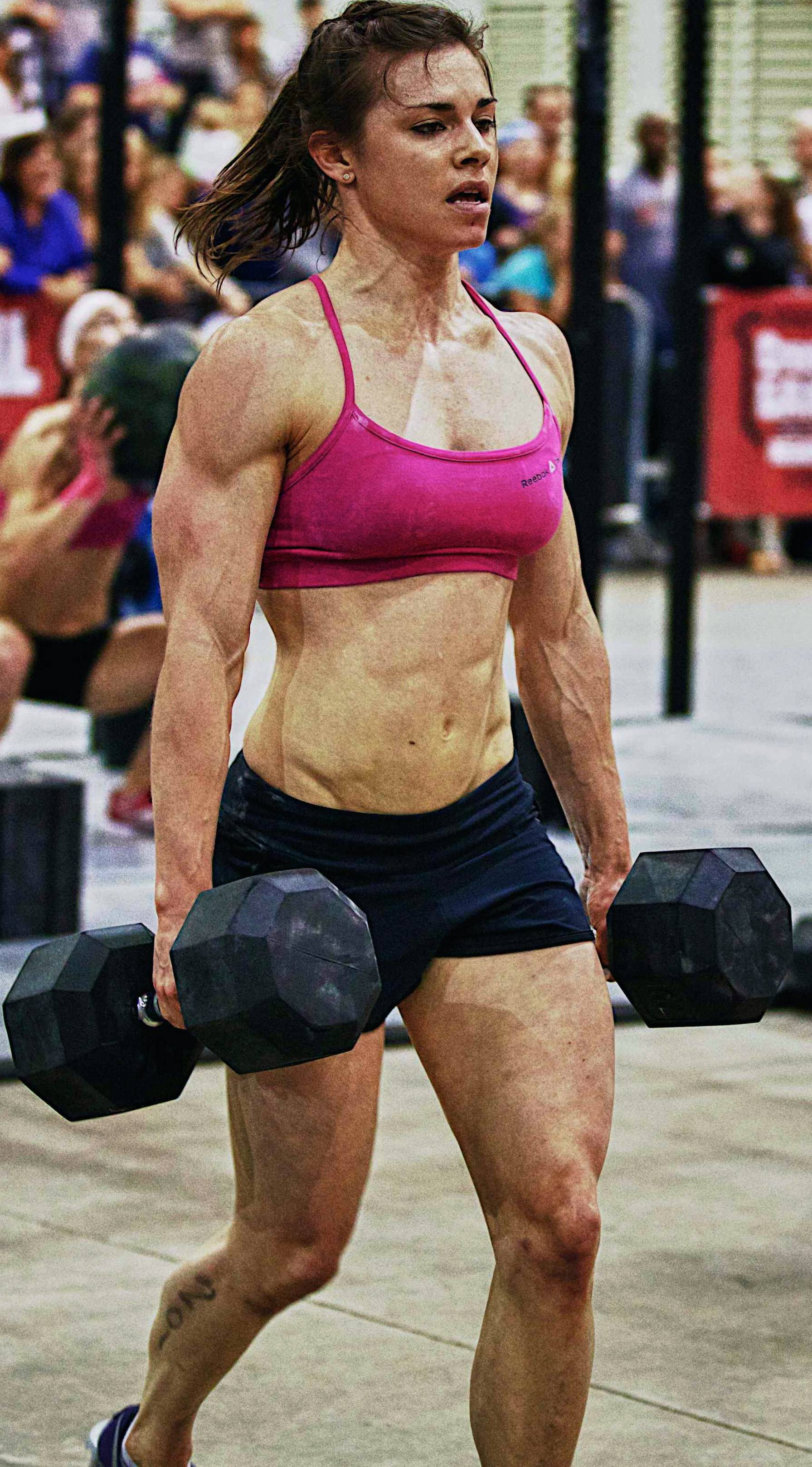 Crossfit body women nude topic simply