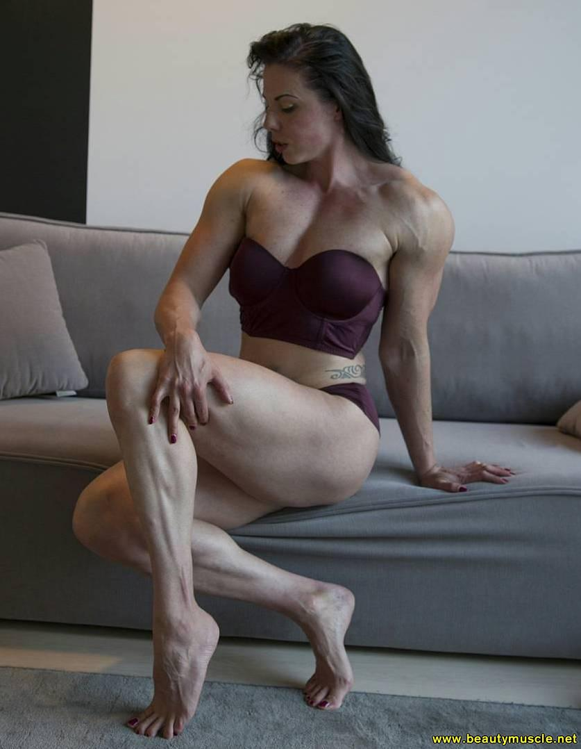 sex and muscle mariah
