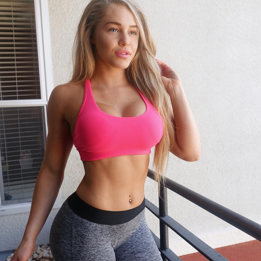 Courtney Tailor | Beauty Muscle
