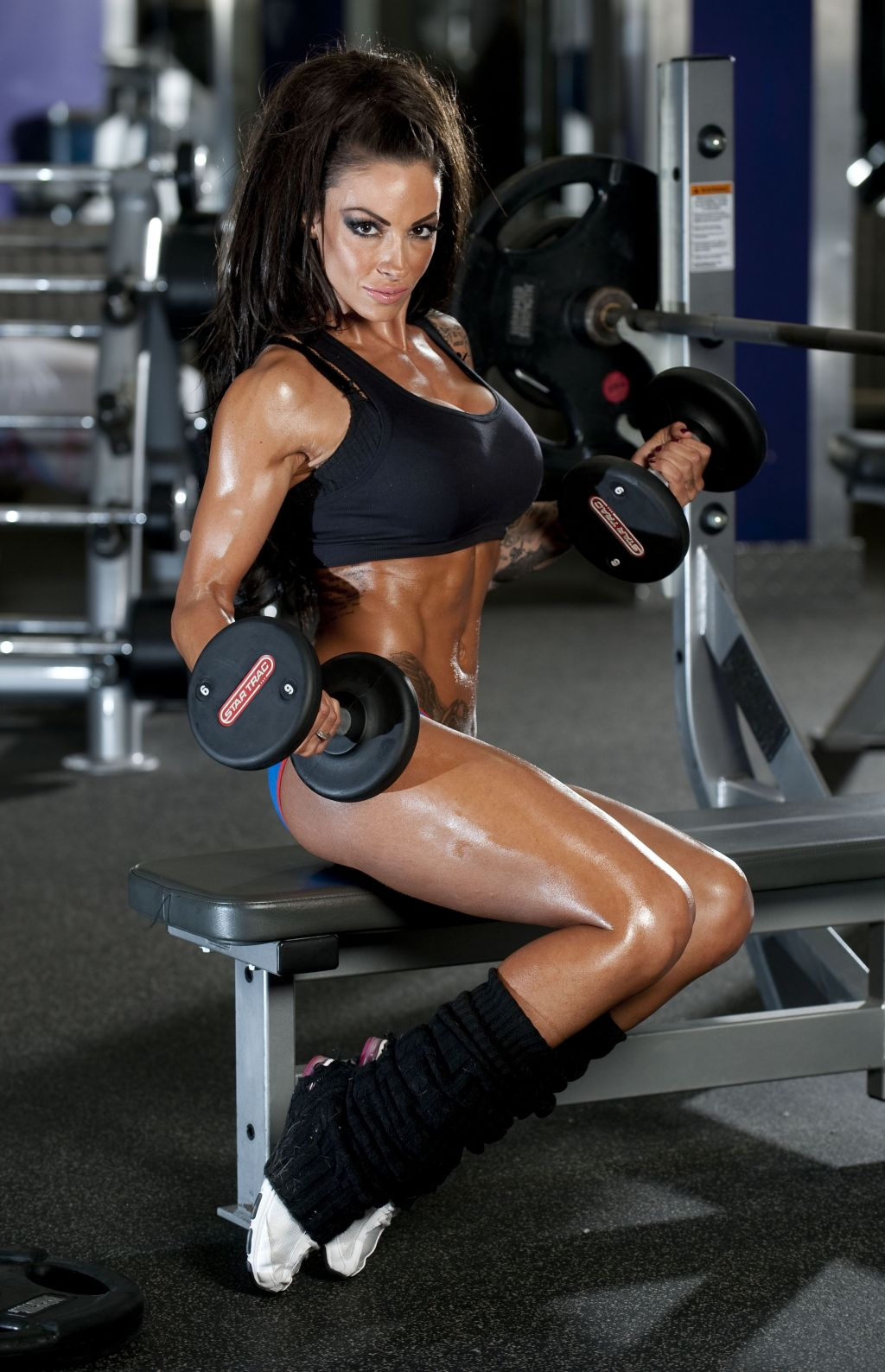 Jodie Marsh | Beauty Muscle