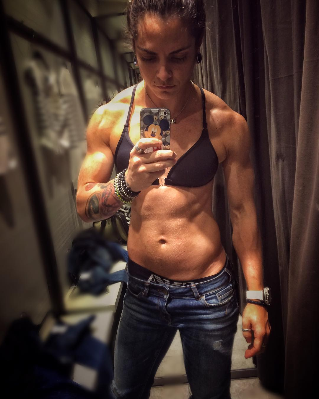 Karinee Abrahim | Beauty Muscle