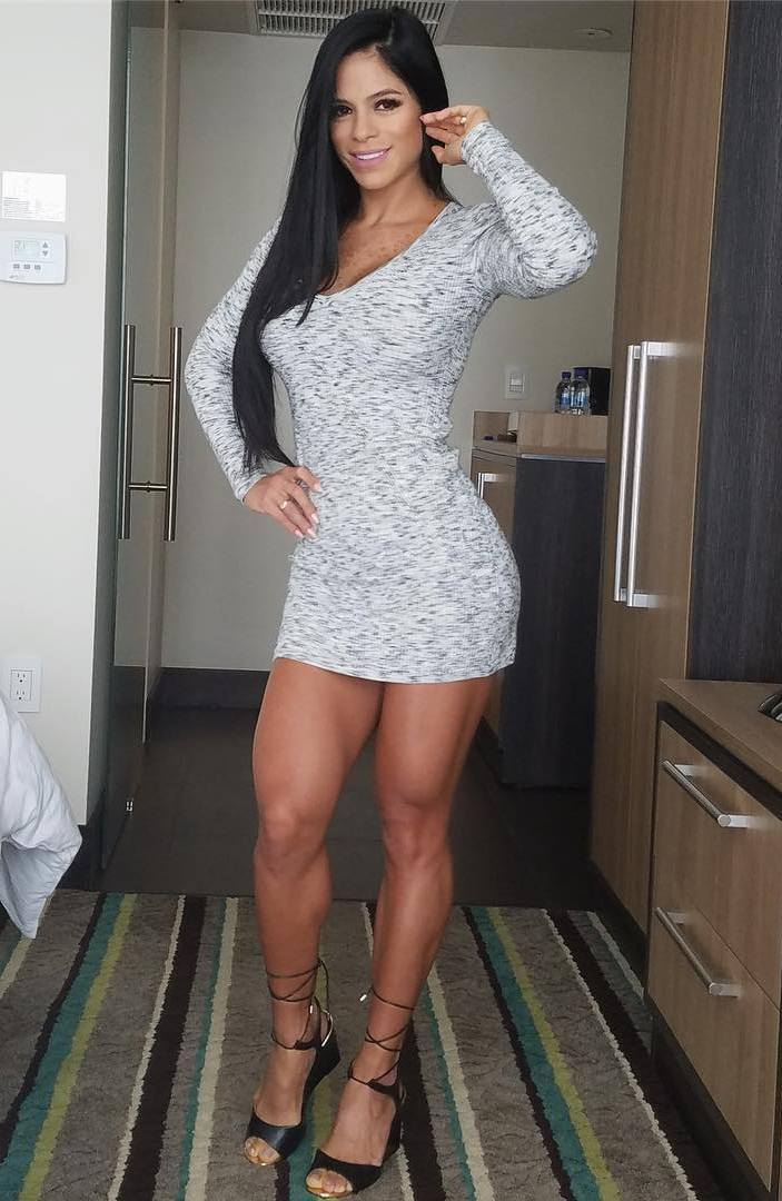 Michelle Lewin Beauty Muscle