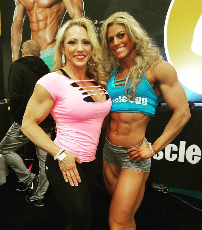 Tish Shelton & Autumn Swansen