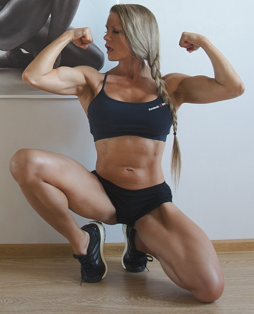 Anastasia Motorina | Beauty Muscle