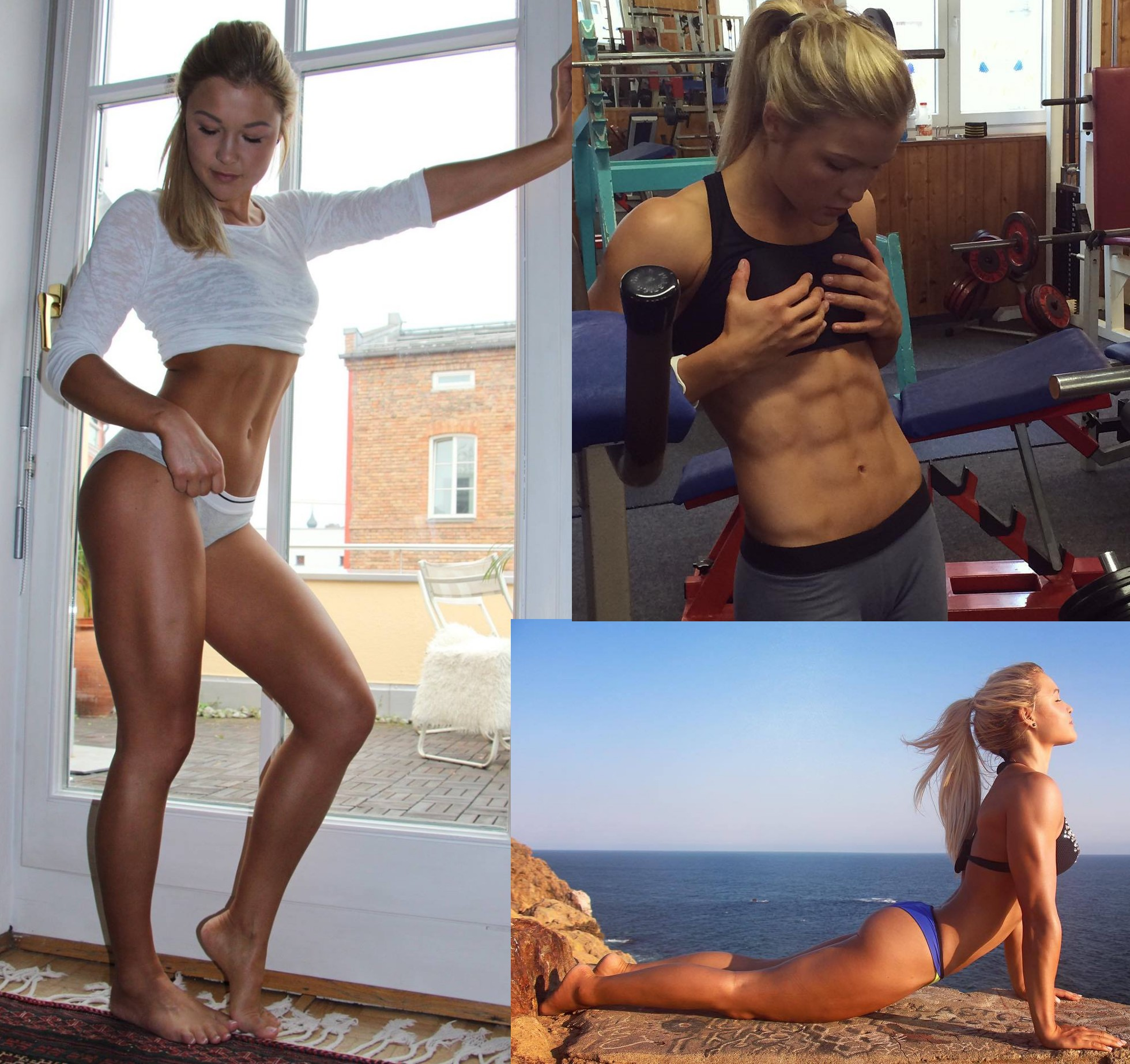 Pinterest Everything Sophia Thiel Beauty Muscle