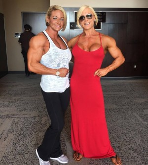 Theresa Ivancik & Lisa Cross