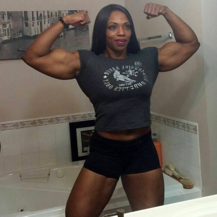 Muscle Maria | Beauty Muscle