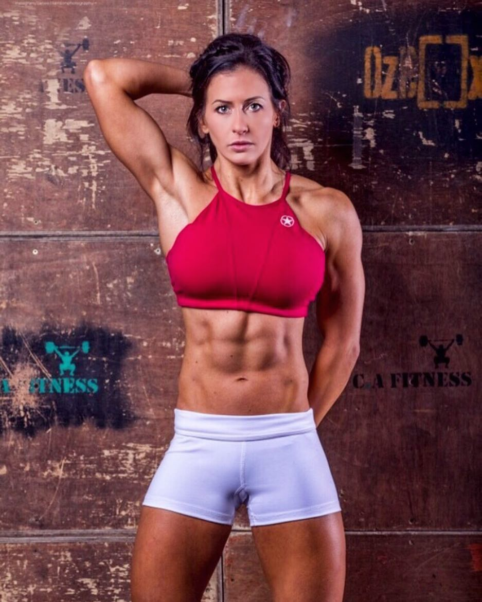 herbiceps forum katie cork crossfiti seldom save crossfit images because most of the women are far too big for my tastes kc is a glorious exception