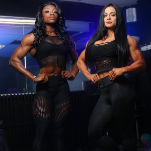 Shanique Grant & Ivana Ivusic
