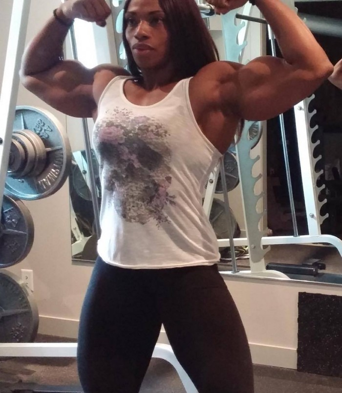 Muscle Maria